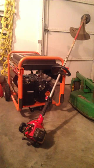generator and trimmer